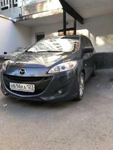 Новокузнецк Mazda5 2010