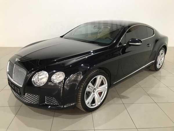 Bentley Continental GT, 2011 год, 4 195 000 руб.