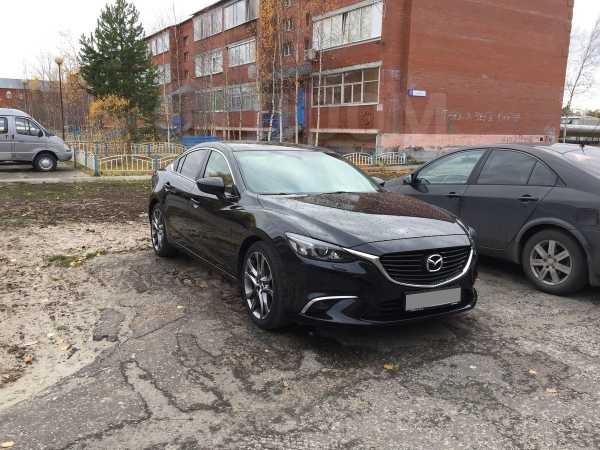 Mazda Mazda6, 2015 год, 1 335 000 руб.