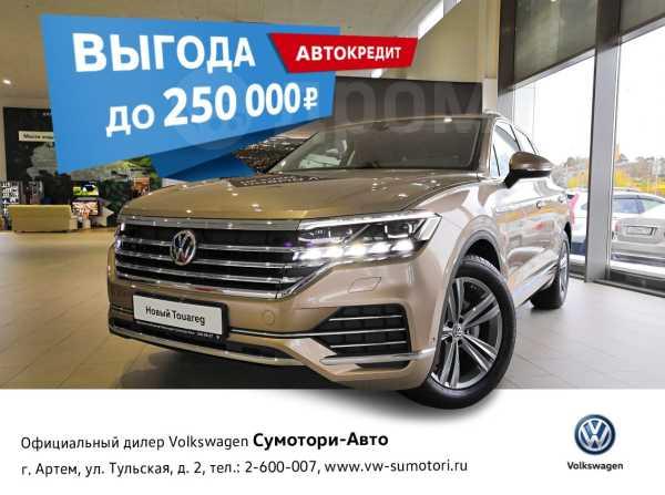 Volkswagen Touareg, 2018 год, 4 903 000 руб.