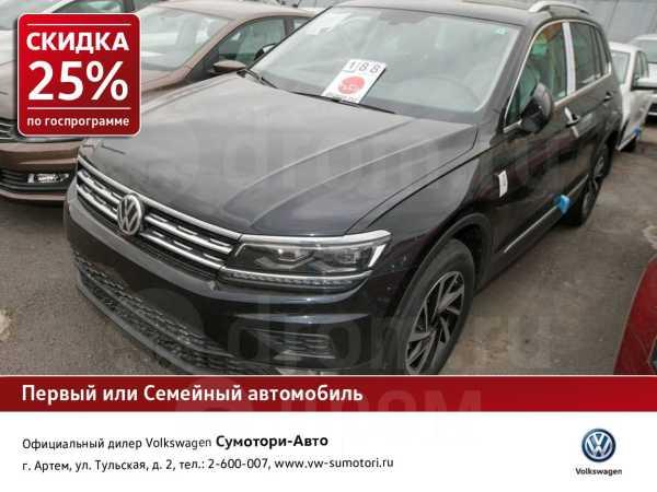 Volkswagen Tiguan, 2018 год, 2 216 700 руб.