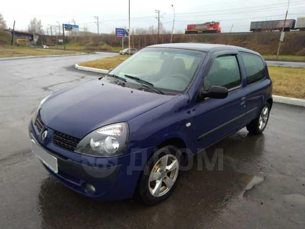 Renault Clio, 2003 год, 145 000 руб.