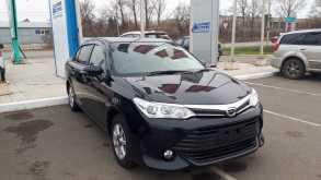 Москва Corolla Axio 2015