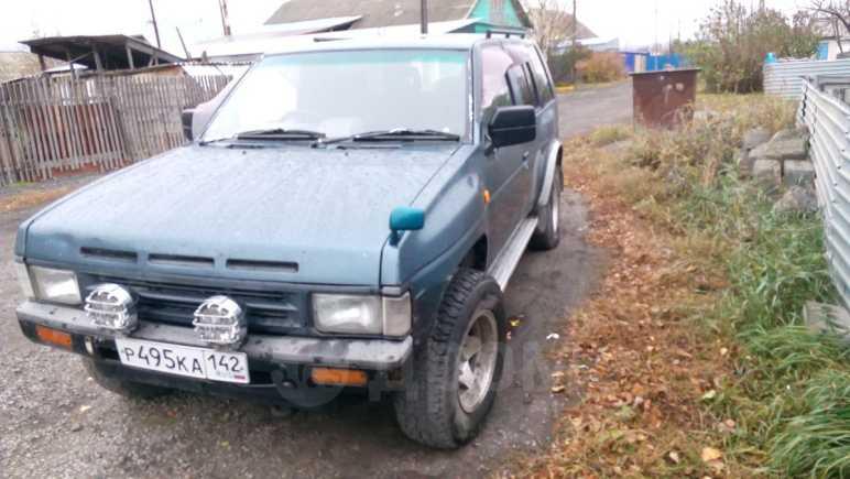 Nissan Terrano, 1993 год, 150 000 руб.