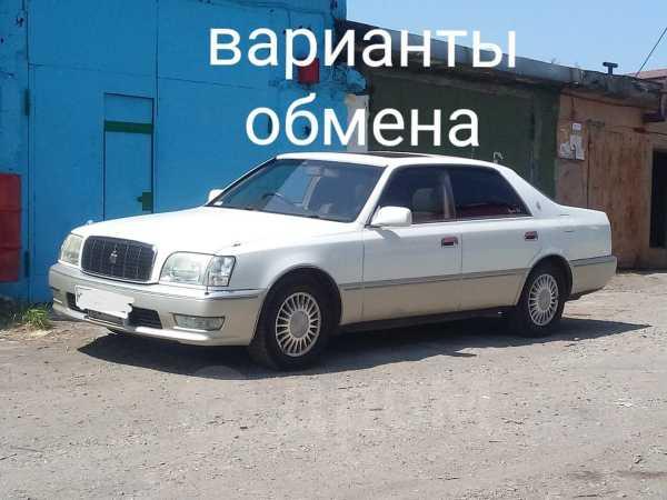 Toyota Crown Majesta, 1996 год, 370 000 руб.