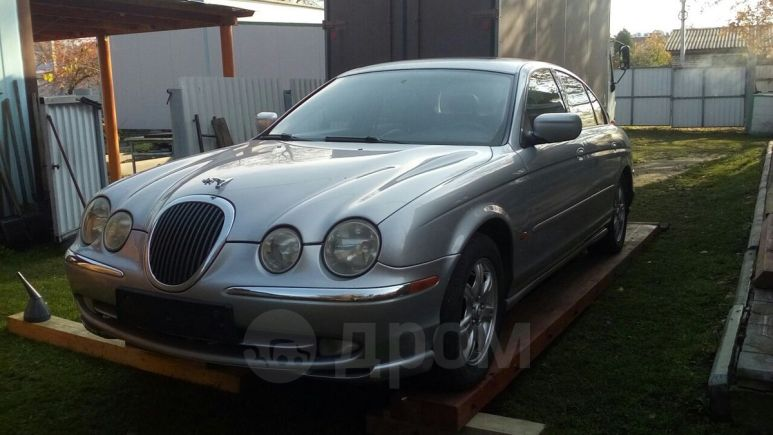 Jaguar S-type, 2000 год, 250 000 руб.