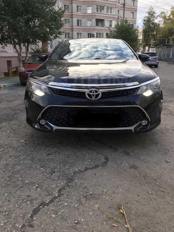 Toyota Camry, 2017 год, 1 700 000 руб.