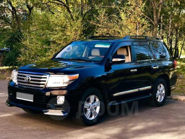 Toyota Land Cruiser, 2012 год, 2 870 000 руб.
