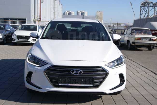 Hyundai Elantra, 2018 год, 1 316 000 руб.
