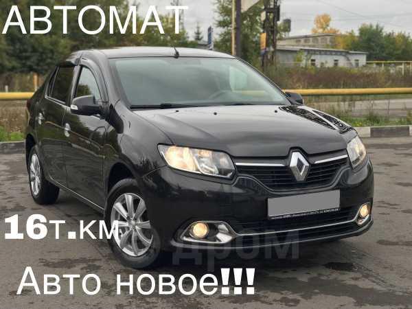 Renault Logan, 2016 год, 615 000 руб.