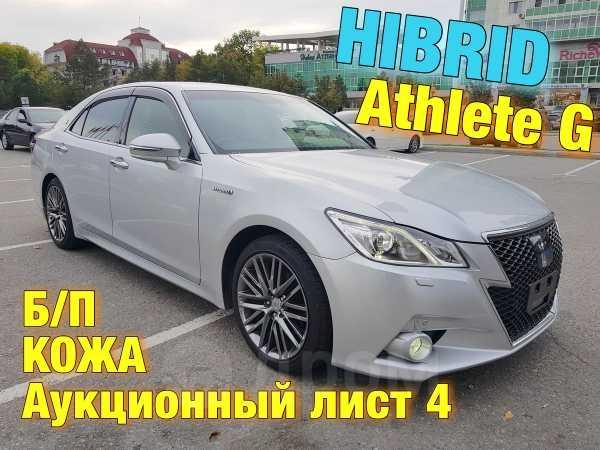 Toyota Crown, 2013 год, 1 669 000 руб.