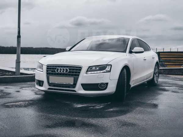 Audi A5, 2010 год, 555 555 руб.