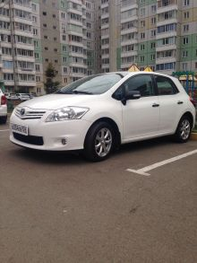 Красноярск Toyota Auris 2012