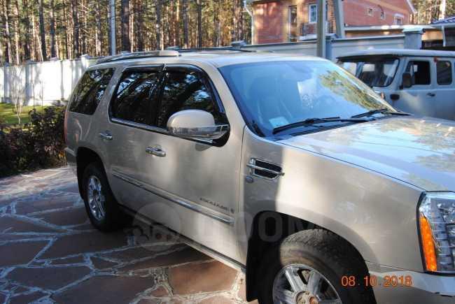 Cadillac Escalade, 2008 год, 900 000 руб.