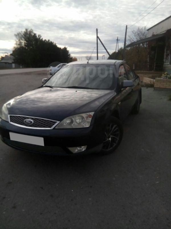 Ford Mondeo, 2005 год, 320 000 руб.
