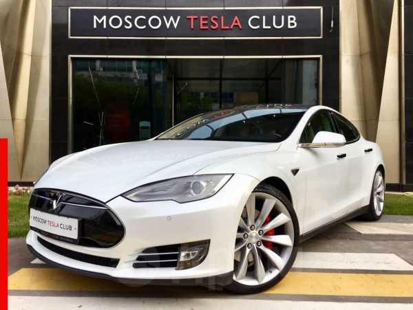 Tesla Model S, 2014 год, 4 300 000 руб.