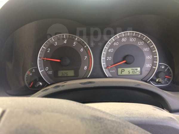 Toyota Corolla Axio, 2011 год, 480 000 руб.