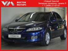 Новый Уренгой Mazda6 2004
