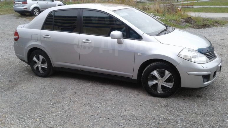 Nissan Tiida Latio, 2005 год, 265 000 руб.