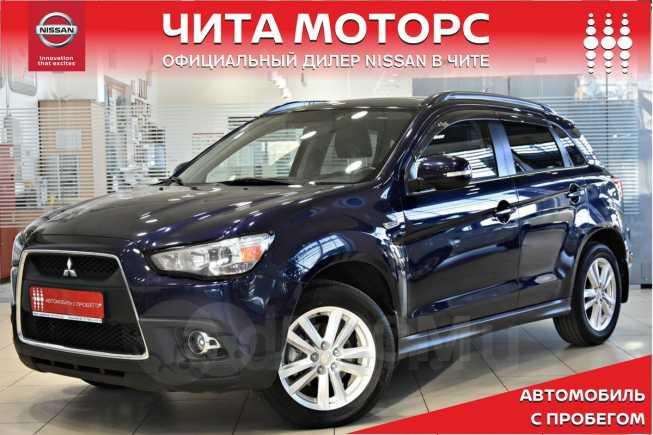Mitsubishi ASX, 2012 год, 950 000 руб.