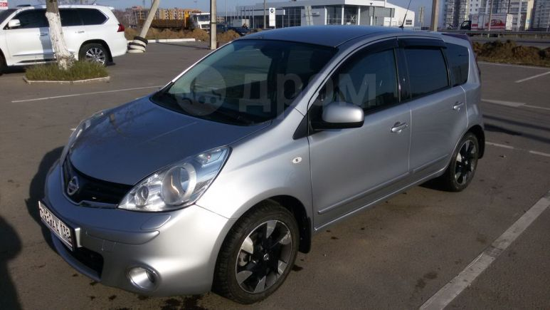 Nissan Note, 2012 год, 565 000 руб.
