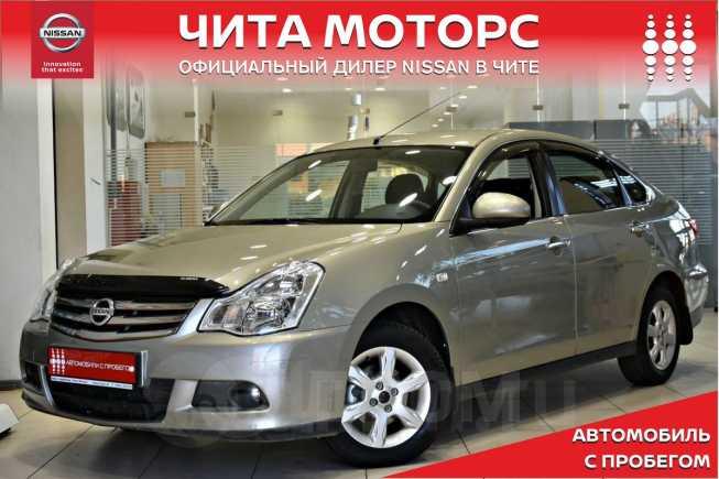 Nissan Almera, 2015 год, 499 000 руб.