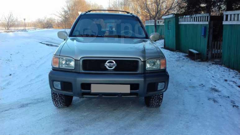 Nissan Pathfinder, 1999 год, 400 000 руб.