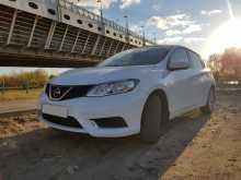 Омск Nissan Tiida 2015