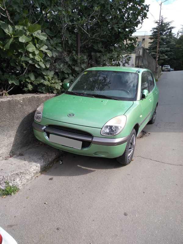 Daihatsu Sirion, 2000 год, 120 000 руб.