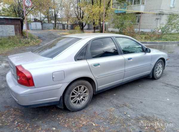 Volvo S80, 2004 год, 300 000 руб.