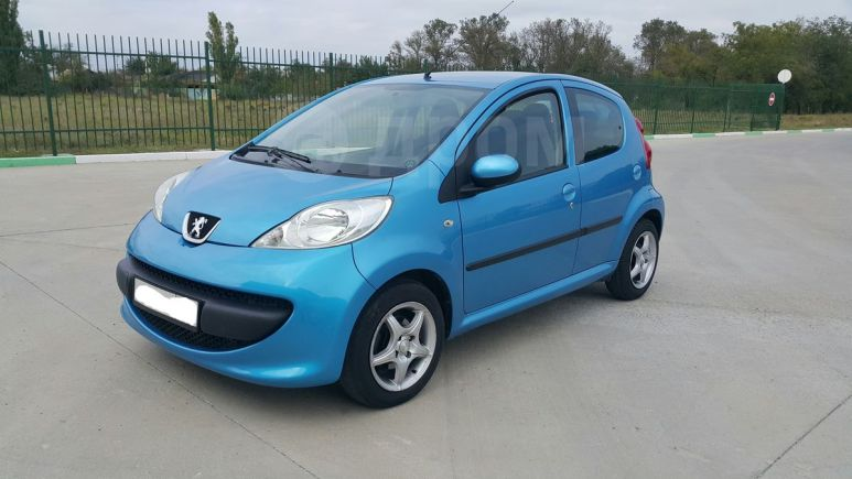 Peugeot 107, 2008 год, 255 000 руб.