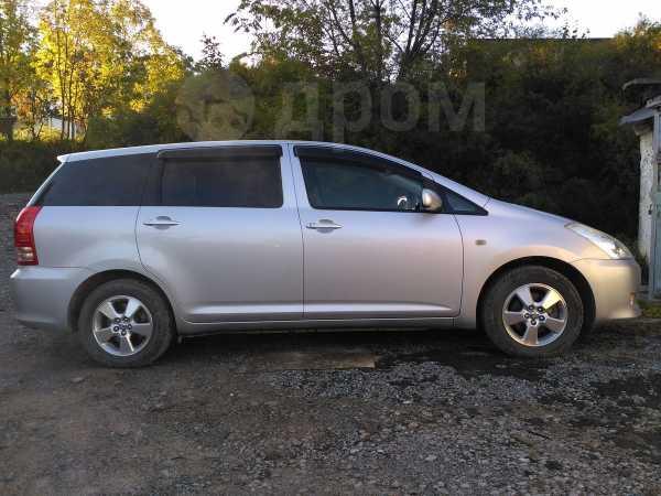 Toyota Wish, 2008 год, 595 000 руб.