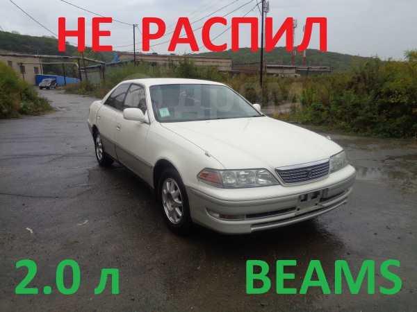 Toyota Mark II, 2000 год, 555 000 руб.