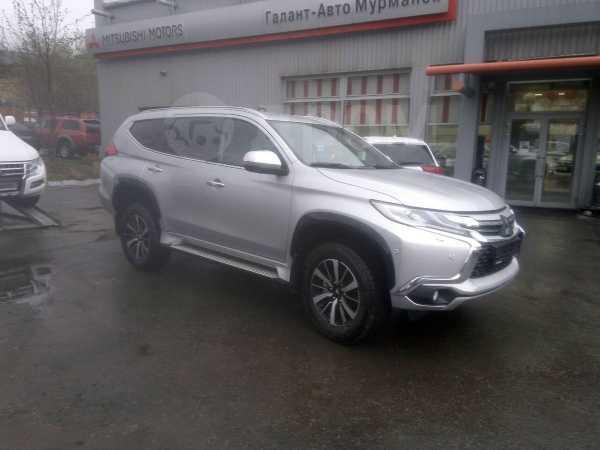 Mitsubishi Pajero Sport, 2018 год, 2 588 000 руб.