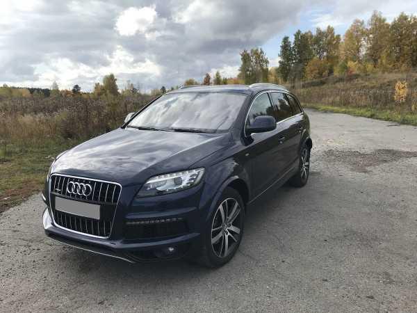 Audi Q7, 2010 год, 1 450 000 руб.