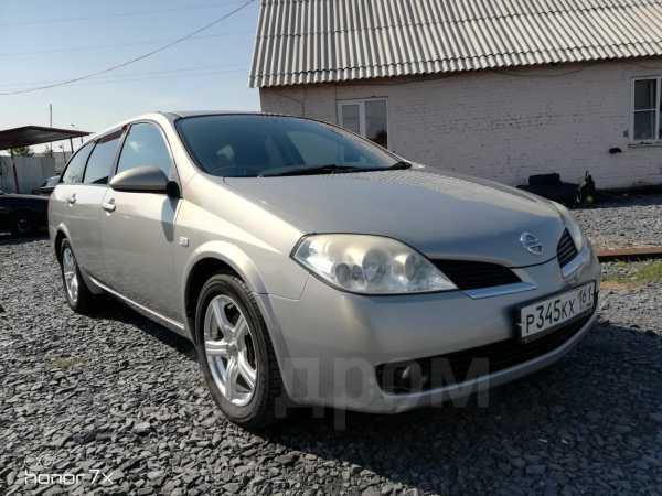 Nissan Primera, 2004 год, 339 000 руб.