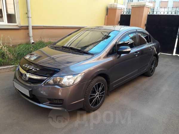 Honda Civic, 2011 год, 555 000 руб.