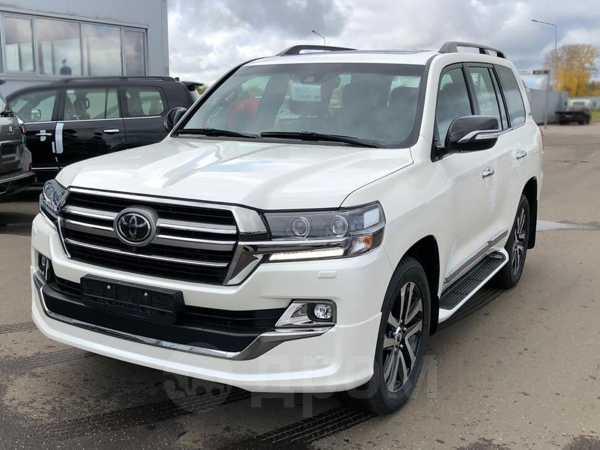 Toyota Land Cruiser, 2018 год, 5 429 000 руб.