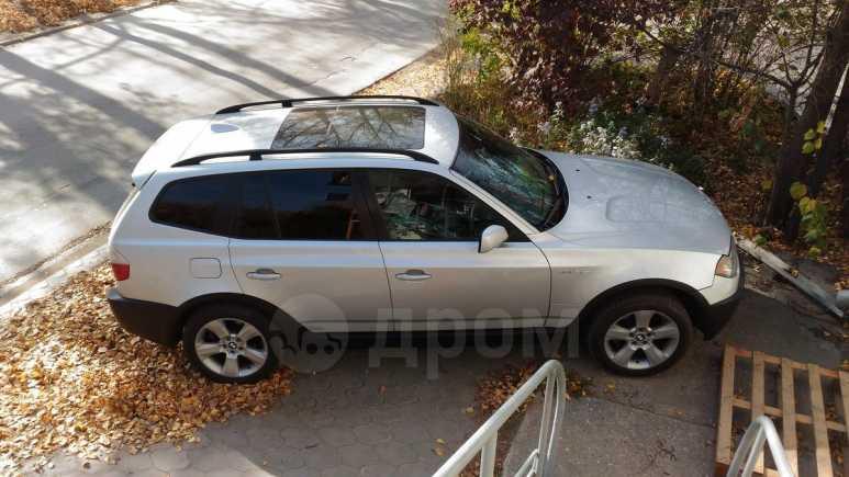 BMW X3, 2004 год, 600 000 руб.