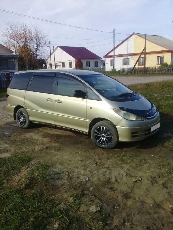 Toyota Estima, 2001 год, 399 000 руб.
