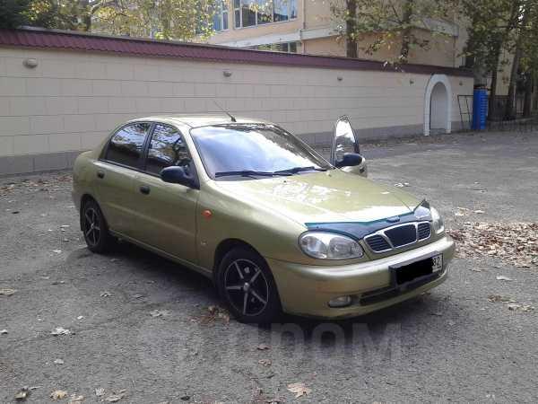 Daewoo Lanos, 2007 год, 210 000 руб.
