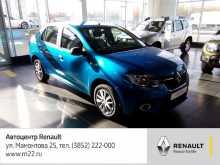 Renault Logan, 2018 г., Барнаул