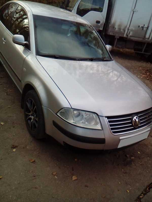Volkswagen Passat, 2001 год, 240 000 руб.