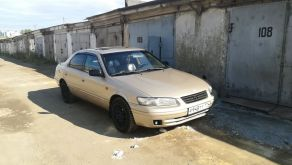 Toyota Camry, 1998 г., Челябинск