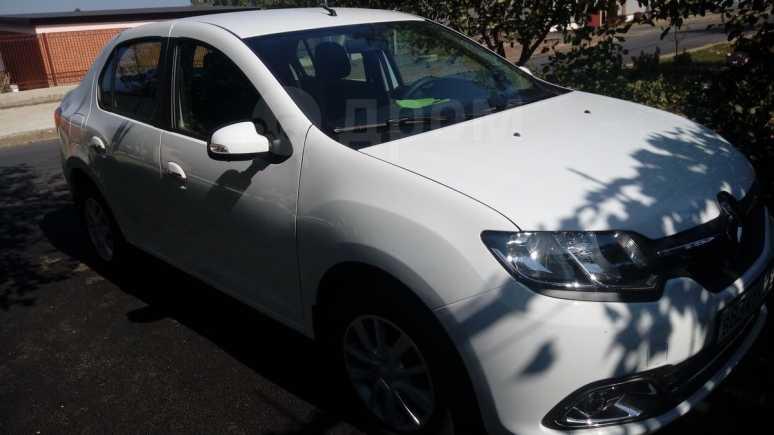 Renault Logan, 2018 год, 690 000 руб.