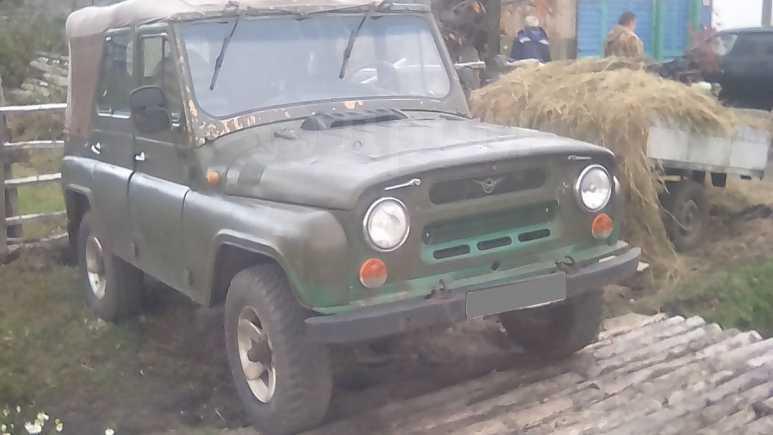 УАЗ 3151, 1992 год, 58 000 руб.