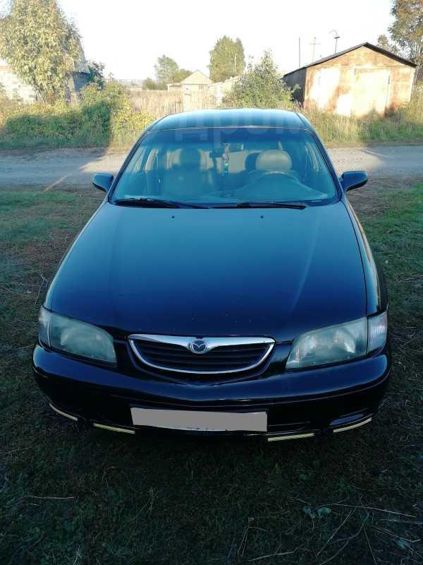 Mazda 626, 1999 год, 170 000 руб.