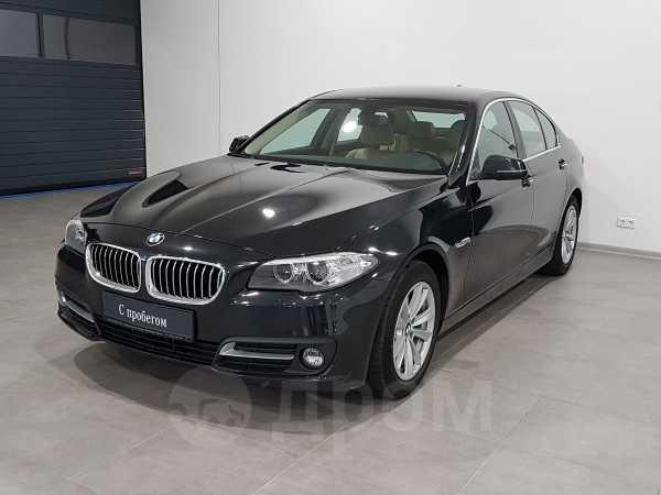 BMW 5-Series, 2016 год, 1 599 000 руб.