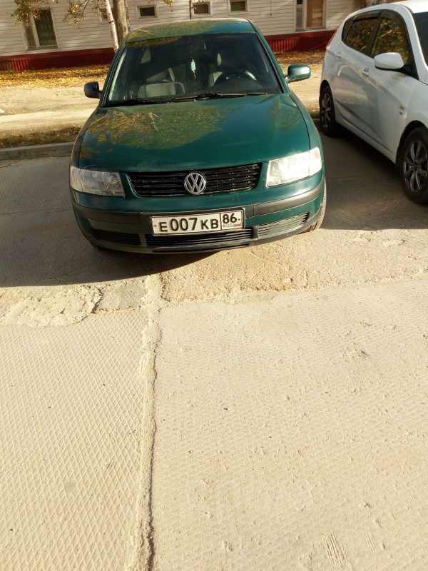 Volkswagen Passat, 1998 год, 245 000 руб.
