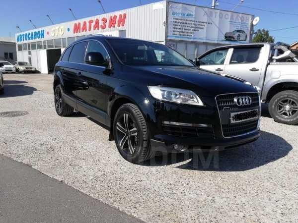 Audi Q7, 2009 год, 1 080 000 руб.